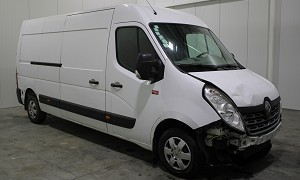RENAULT MASTER III - 2.3DCi 125LE - L3 H2 - BUSINESS PACK - 07/2015